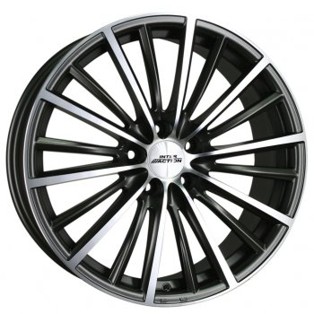 *PROMO JANTA ALIAJ INTER ACTION VELOCITY 6.5X16 5X114 ET45 ANTHRACITE / POLISH