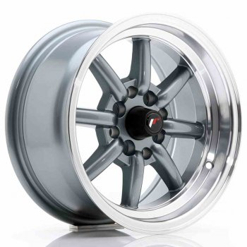 Janta aliaj JAPAN RACING JR19 7x14 4x100 et0 Gun metal