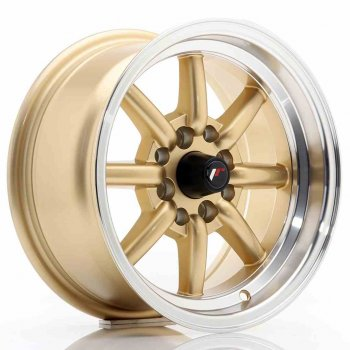 Janta aliaj JAPAN RACING JR19 7x14 4x100 et0 Gold