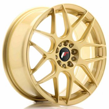 Janta aliaj JAPAN RACING JR18 7.5x18 5x100 et35 Gold