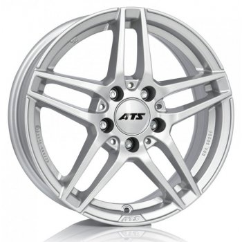 Janta aliaj ATS Mizar 10x21 5x112 et55 polar-silver