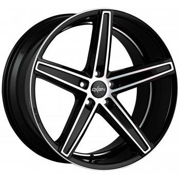 Janta aliaj Oxigin 18 Concave 10.5x20 5x120 et25 black full polish