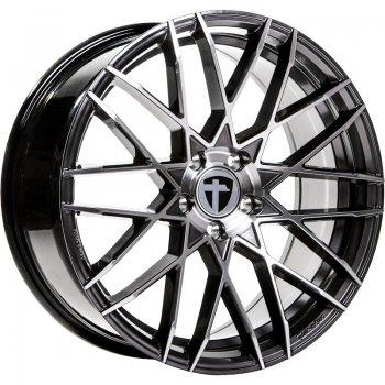 Janta aliaj Tomason TN19-8519 8.5x19 5x108 et40 Dark hyper black polished