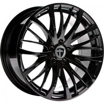 Janta aliaj Tomason TN7-8519 8.5x19 5x108 et40 black painted