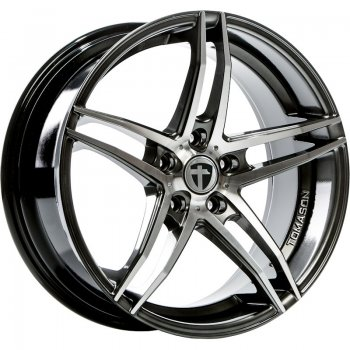 Janta aliaj Tomason TN12-8518 8.5x18 5x105 et35 Dark hyper black polished