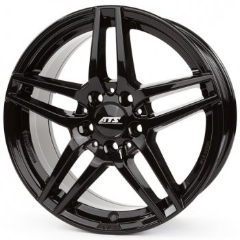 Janta aliaj ATS Mizar 10x21 5x112 et55 diamond-black