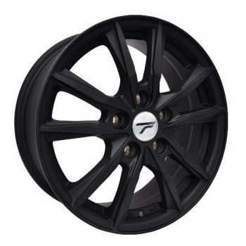 JANTA ALIAJ THREEFACE FLASH 6.5X16 5X112 ET42 BLACK MATT