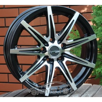 JANTA ALIAJ PDW SHINE 6.5X16 5X110 ET40 BLACK DIAMOND