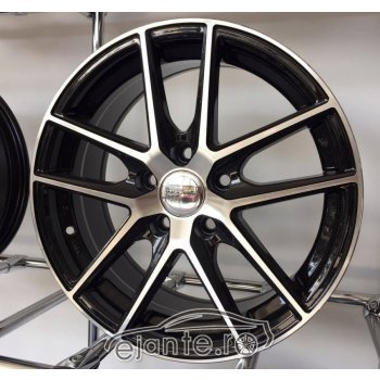 JANTA ALIAJ RACING LINE TRENTO 7X16 5X110 ET40 BLACK DIAMOND