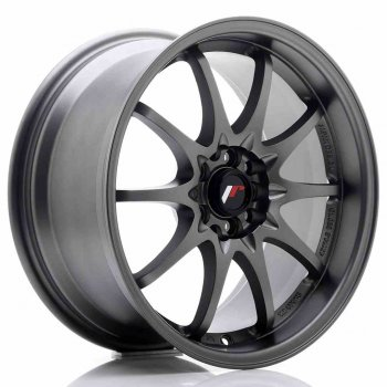 Janta aliaj JAPAN RACING JR5 8.5x17 5x100 et35 Gun metal