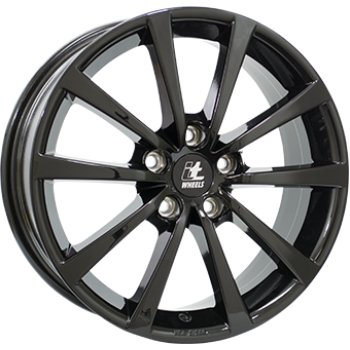 Janta aliaj IT WHEELS ALICE 7.5x18 5x120 et40 Gloss Black