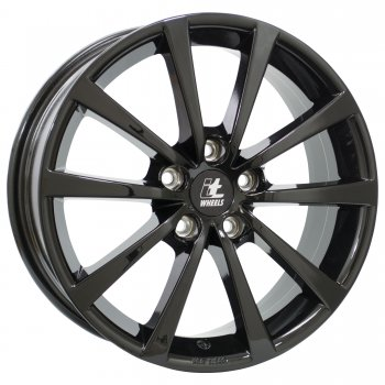 Janta aliaj IT WHEELS ALICE 7.5x18 5x100 et35 Gloss Black