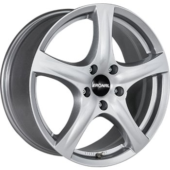 Janta aliaj RONAL R42 6.5x16 5x100 et40 Crystal Silver