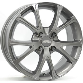 Janta aliaj INTER ACTION 2 PULSAR 6.5x16 5x108 et45 Gloss Gray