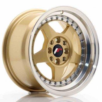 Janta aliaj JAPAN RACING JR6 8x15 4x108 et25 Gold