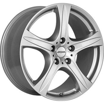 Janta aliaj RONAL R55 SUV 7.5x17 5x108 et45 Crystal Silver