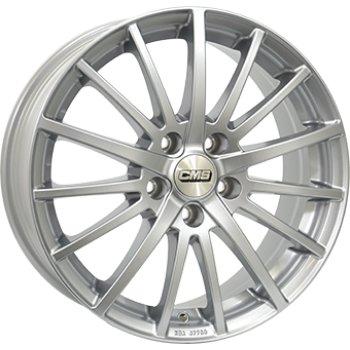 Janta aliaj CMS C16 6.5x15 4x100 et35 Silver