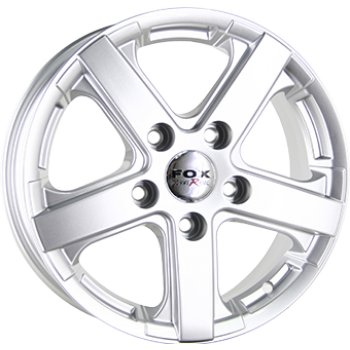 Janta aliaj FOX VIPER 6.5x16 5x120 et50 Silver