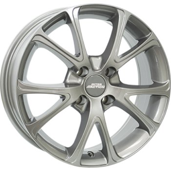 Janta aliaj INTER ACTION 2 PULSAR 6.5x16 5x100 et38 Gloss Gray